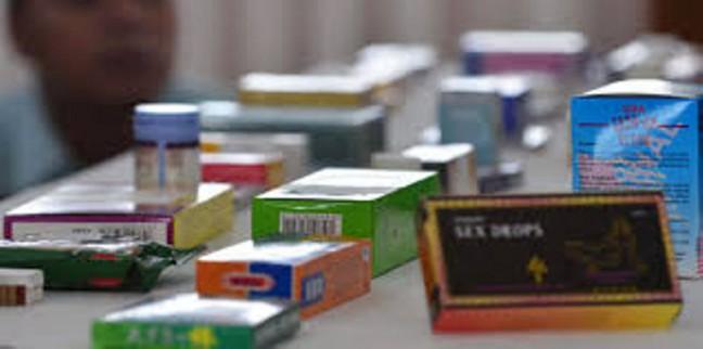 bbpom bali sita ribuan obat kuat pria dan wanita aktual com