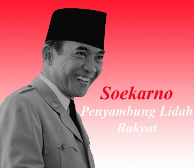 Bung Karno (Foto: Istimewa) - Bung-Karno-dan-Nasi-Goreng-Megawati