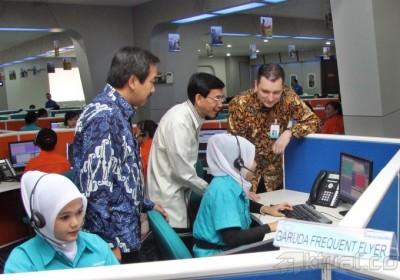 Call Center Garuda