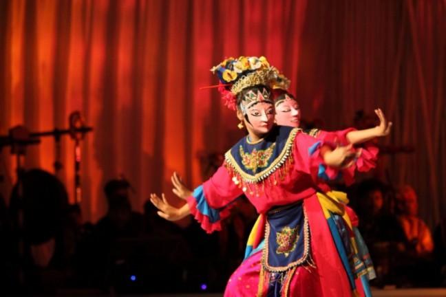 Javanese/Sumatran Dance on Pinterest   Javanese, Java and