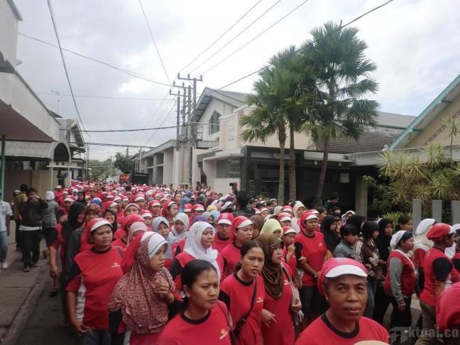 Pembelaan Untuk Buruh Perempuan, Kenapa Tidak? - Aktual ...