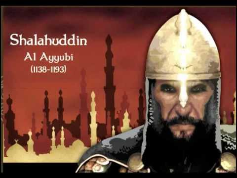 essay on salahuddin ayubi