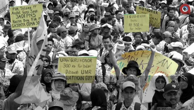 PGRI: Jika TPG Dihapus, Jokowi Ingkar Janji