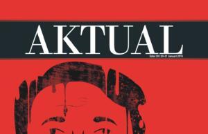 Cover Majalah Aktual Edisi 30
