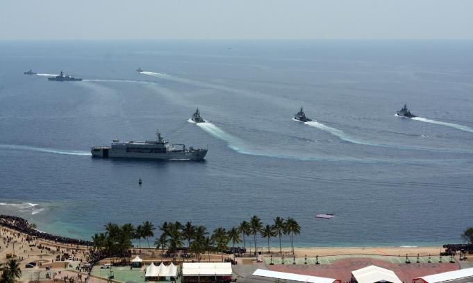 TNI selalu berpatroli | aktual.com