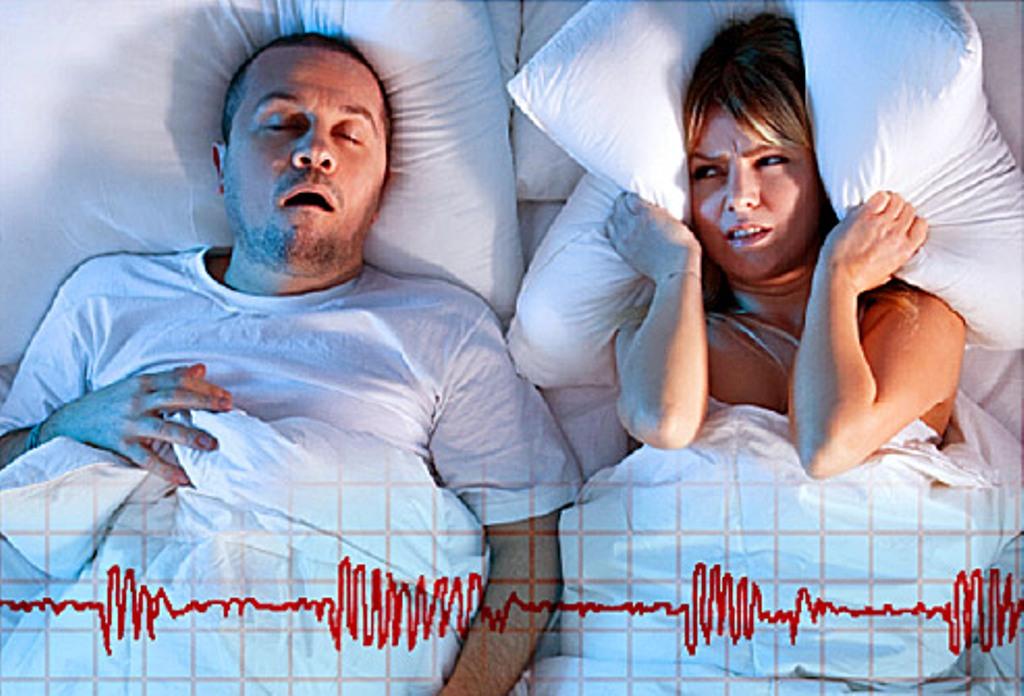 Image result for obstructive sleep apnea snoring