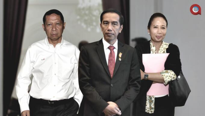 Jokowi Wajib Pecat Rini Soemarno dan RJ Lino