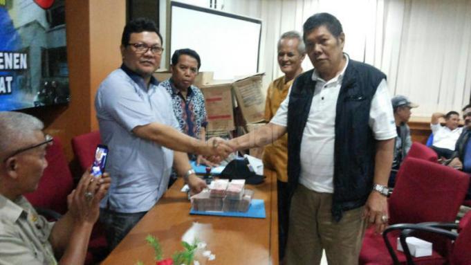Penyaluran PPMK untuk Kelurahan Paseban