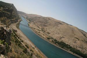 Sungai Eufrat Kiamat 3