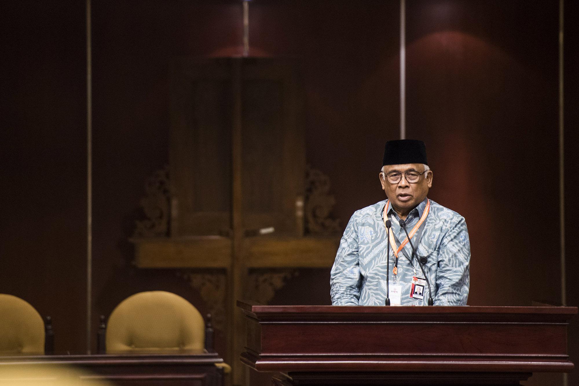 Kpk Tangkap Ketua Ppp Twitter: Kepengurusan Baru, PPP Tunjuk Mantan Ketua KPK Jadi Ketua