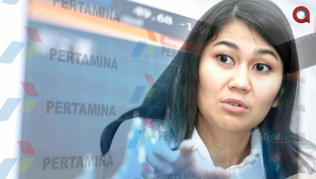 Vice President Corporate Communication PT Pertamina (persero), Wianda Pusponegoro (Aktual/Ilst.Nlsn)