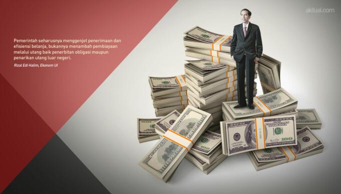 Pemerintah Menambah Utang Luar Melalui ADB (Aktual/Ilst)