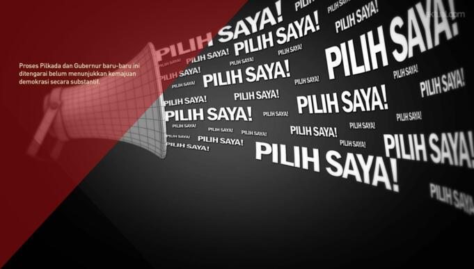 Pemenang Pilkada Serentak Didominasi Petahana (Aktual/Ilst)
