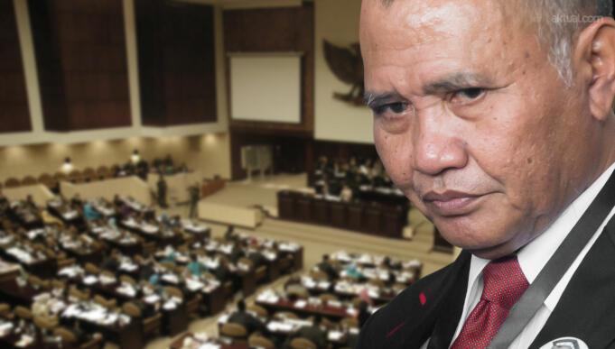 Ketua KPK Agus Raharjo