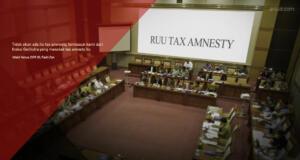 RUU Tax Amnesty (Aktual/Ilst)
