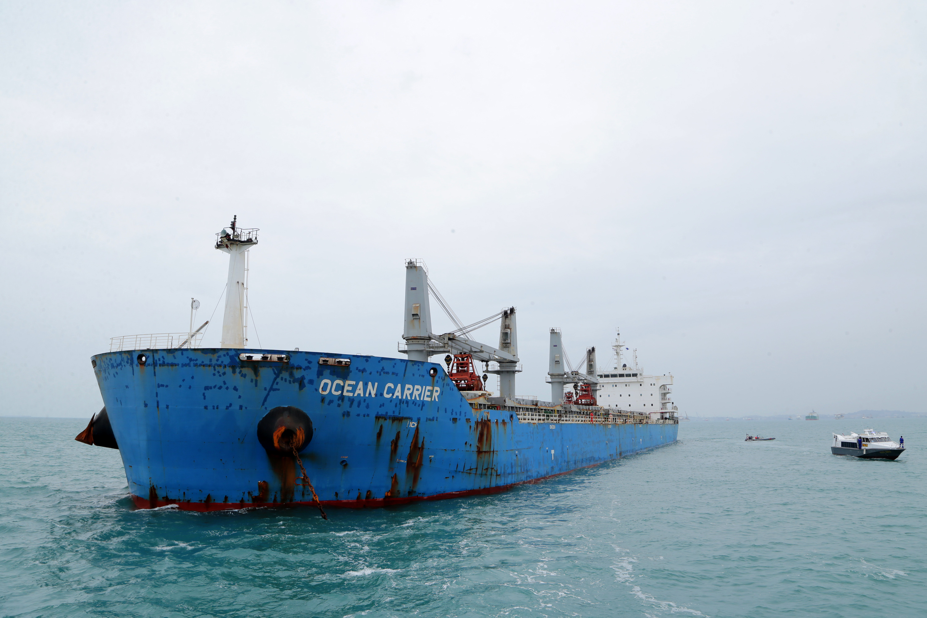 ocean carriers essays Ocean carriers case solution - in january 2001, mary linn, who was the vp of finance for ocean carriers, was assessing an offered.