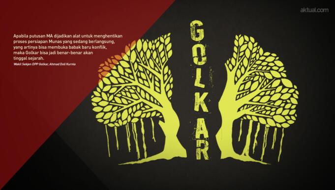 Konflik Dualisme Golkar (Aktual/ist)