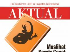 Majalah Aktual Edisi 50