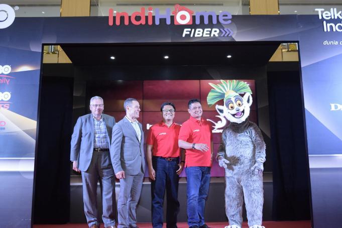 Launching HBO Telkom