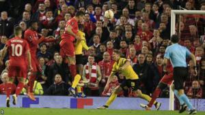 Liverpool 4-3 Borussia Dortmund 1