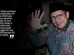Penjelasan Menteri Agama mengenai pelunasan ONH Dua Tahap. (ilustrasi/aktual.com)