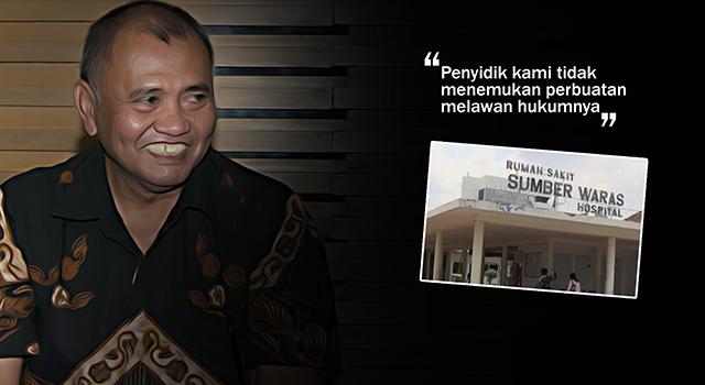 Ketua Komisi Pemberantasan Korupsi (KPK), Agus Rahardjo. (ilustrasi/aktual.com)