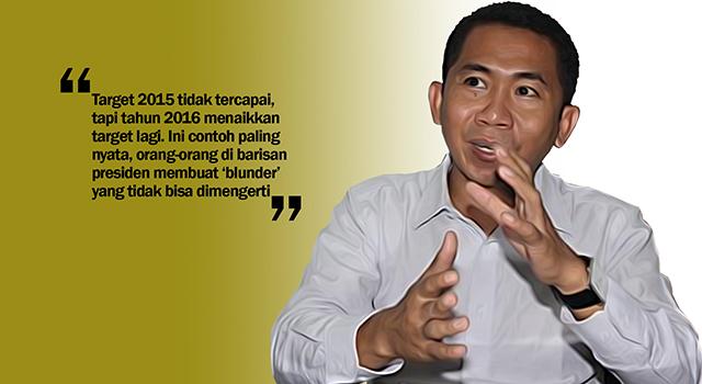 Salamuddin Daeng. (ilustrasi/aktual.com)