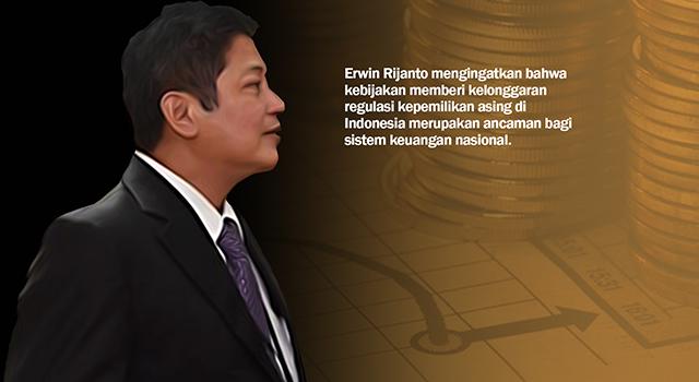 Deputi Gubernur Bank Indonesia (BI), Erwin Rijanto. (ilustrasi/aktual.com)