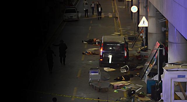 Korban Bom di Bandara Ataturk, Turki. (ilustrasi/aktual.com)
