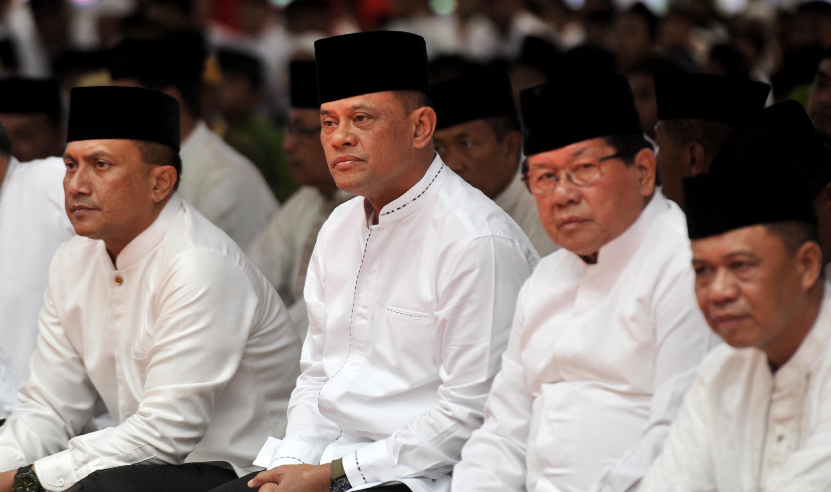 Silaturahmi Panglima TNI