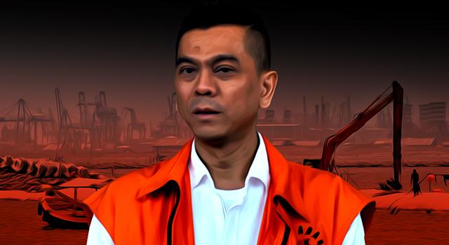 Mantan anggota DPRD DKI, M Sanusi. (ilustrasi/aktual.com)