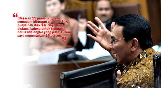 Gubernur DKI Jakarta Basuki Tjahaja Purnama (Ahok). (ilustrasi/aktual.com)