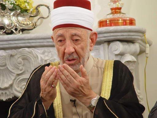 Syaikh Prof. Dr. Sa'id Ramadhan Ibnu Mula al-Buthi