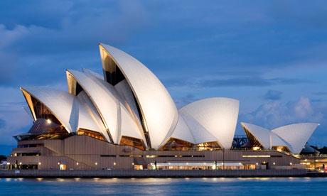 Australia, Sydney Opera house (istimewa)