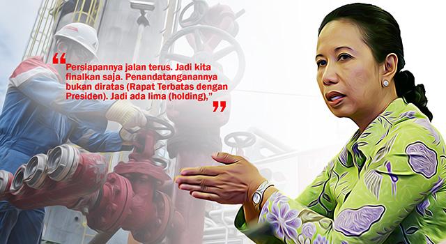 Menteri Badan Usaha Milik Negara (BUMN), Rini Soemarno. (ilustrasi/aktual.com)