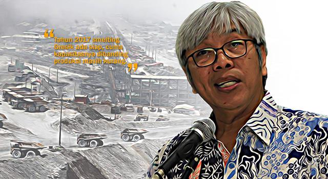 Direktur Jendral Mineral dan Batubara (Minerba), Bambang Gatot Ariyono. (ilustrasi/aktual.com)
