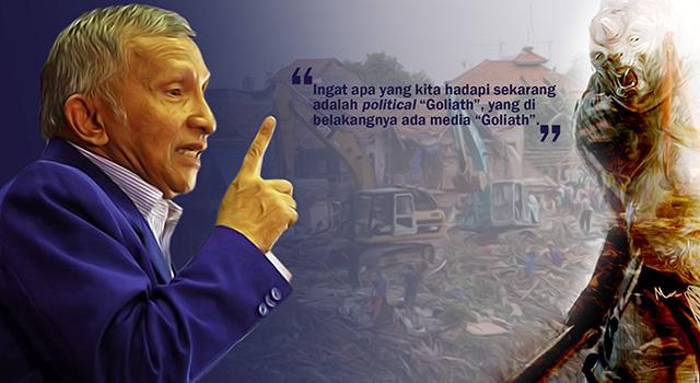 Ketua Majelis Kehormatan DPP PAN, Amien Rais. (ilustrasi/aktual.com)