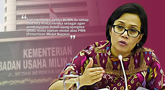 Menteri Keuangan Sri Mulyani Indrawati. (ilustrasi/aktual.com)