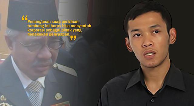 Direktur Eksekutif Kampanye JATAM, Ki Bagus Hadi Kusuma. (ilustrasi/aktual.com)