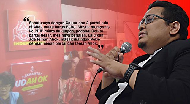 Pengamat Politik Rahmat Bagja. (ilustrasi/aktual.com)