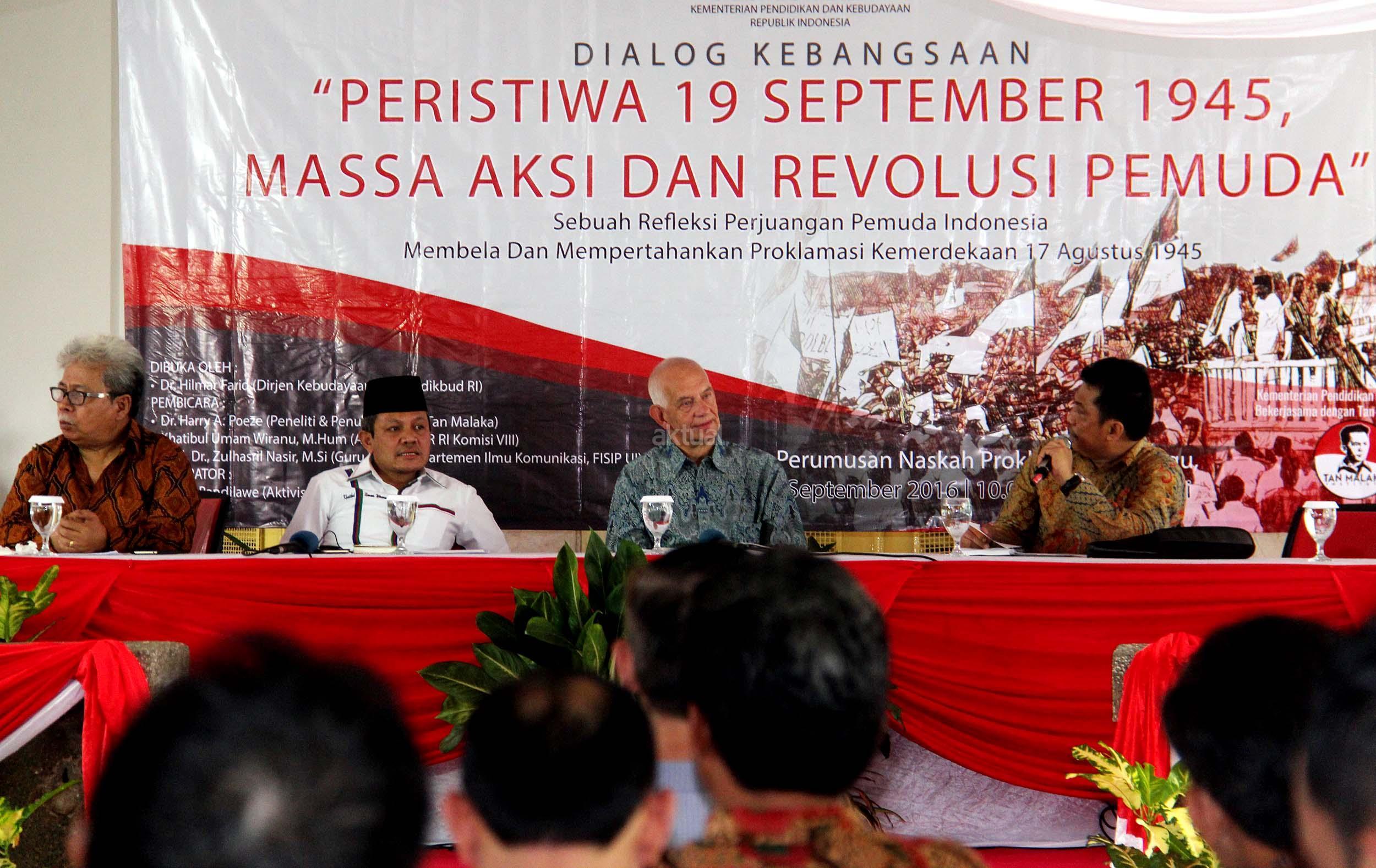 Peristiwa 19 September 1945 Massa Aksi Dan Revolusi Pemuda