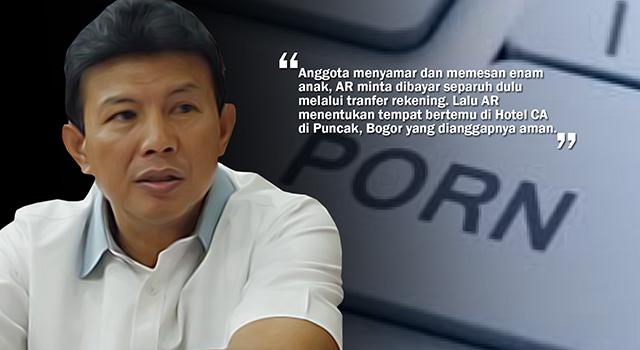 Kepala Bareskrim Polri Komjen Pol Ari Dono Sukmanto. (ilustrasi/aktual.com)