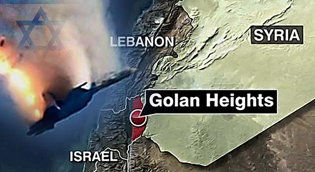 Sebuah pesawat tempur dan sebuah pesawat nirawak Israel ditembak jatuh oleh pasukan pemerintah Suriah di wilayah selatan, Quneitra, Dataran Tinggi Golan. (ilustrasi/aktual.com)