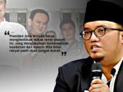 Ketua Umum Pimpinan Pusat Pemuda Muhammadiyah, Dahnil Anzar Simanjuntak - Reklamasi Teluk Jakarta. (ilustrasi/aktual.com)