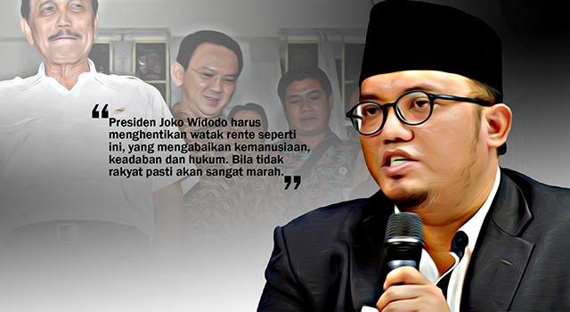 Pemuda Muhammadiyah Balas Kritik Pernyataan Jokowi