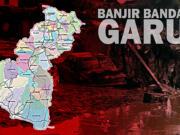 Banjir bandang Garut. (ilustrasi/aktual.com)