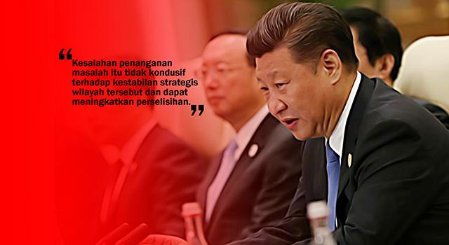 Presiden China Xi Jinping. (ilustrasi/aktual.com)
