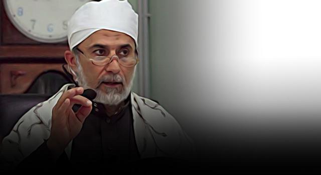 Syech Dr Yusri Rushdi. (ilustrasi/aktual.com)