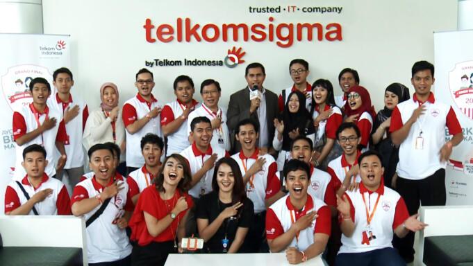 Hasil gambar untuk telkom sigma