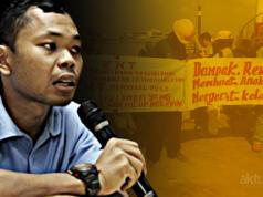 Kuasa hukum penggugat reklamasi Pulau G, Tigor Hutapea. (ilustrasi/aktual.com)